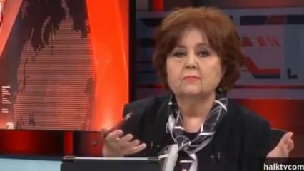"""Ayşenur Arslan'dan bir skandal daha! """"Terörden uzaklığıyla bilinen Demirtaş..."""""""