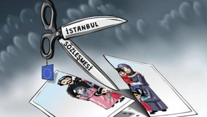 Aziz Mahmûd Hüdâyi Vakfı'ndan İstanbul Sözleşmesi açıklaması