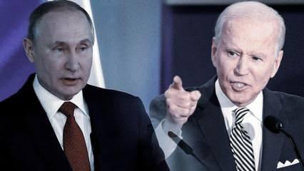 Biden 'Putin katil' dedi! Kremlin ve Putin'den sert cevap