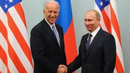 Biden'dan Putin'e 'görüşme daveti' yanıtı