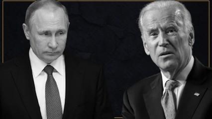 Biden'ın açıklaması sonrası kriz: Rusya'dan yeni adım