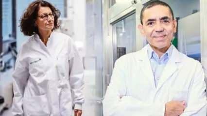 Büyük gurur: Prof. Dr. Uğur Şahin ve Dr. Özlem Türeci'ye Almanya'dan 'Yıldızlı Liyakat Nişanı'