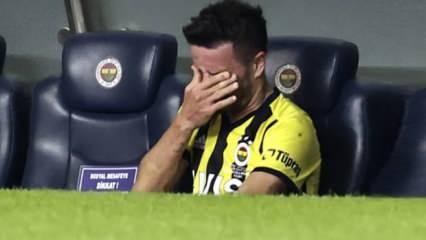 Fenerbahçe'de Gökhan Gönül depremi!