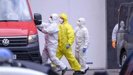Fransa'da son 24 saatte 36 bin 442 Kovid-19 vakası tespit edildi