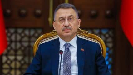 Cumhurbaşkanı Yardımcısı Oktay'dan darbe imalı bildiriye çok sert tepki
