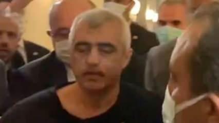 Gergerlioğlu namazın arkasına sığındı! PKK camileri yakarken susmuştu