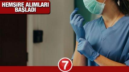 Hatay Mustafa Kemal Üniversitesi hemşire alım ilanı! İşte başvuru detayları?