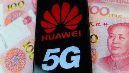 Huawei 5G teknolojileriyle Apple ve Samsung'dan para kazanacak