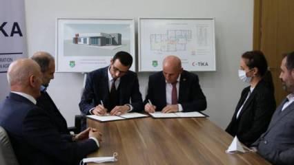 İmzalar atıldı! Türkiye Kuzey Makedonya için inşa edecek