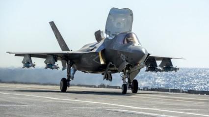 İngiliz generalden İngiltere'yi kızdıracak F-35 açıklaması