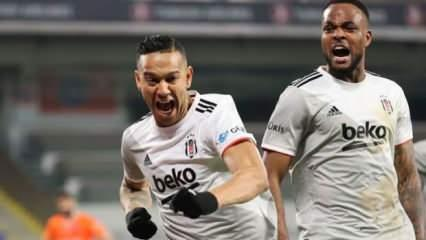 Josef de Souza: Fenerbahçe maçında hayatımı verdim!