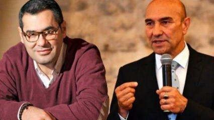 Skandal savunma sonrası Ahmet Hakan, Soyer'i ti'ye aldı!