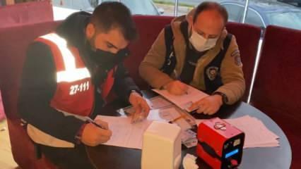 Lokantaları pavyona çevirdiler: Polisten kaçamadılar