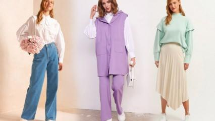 Mart ayında ne giyilir? Mart ayında giyilecek en güzel kombin önerileri