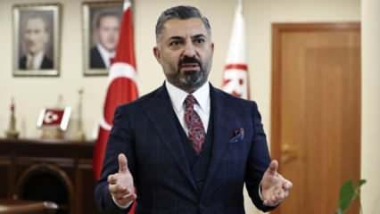 RTÜK Başkanı Şahin uluslararası yayıncıların Türkiye'ye geliş serüvenini anlattı