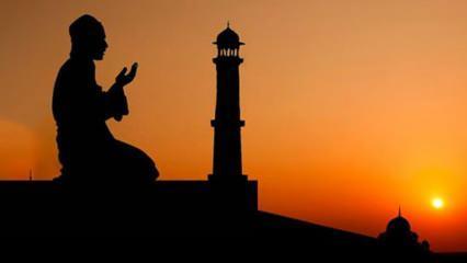 Nasuh tövbesi duası okunuşu! Nasuh Tövbesi nedir, nasuh tövbesi nasıl yapılır?
