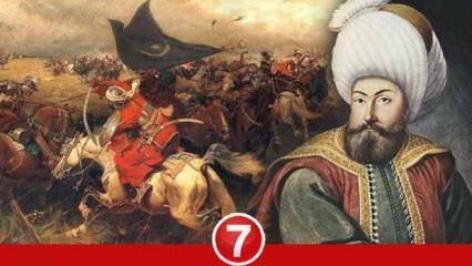 Osmanlı Devleti'nin kurucusu Osman Bey kimdir? Osman Gazi ve kazandığı savaşları...