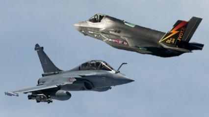 Yunan Savunma Bakanı'ndan F-35 ve Rafale açıklaması! Türkiye donanmada bizi geçti