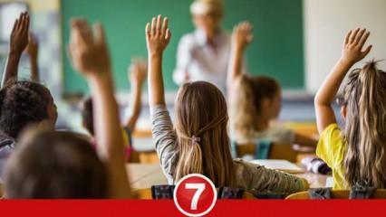Rüyada okula gitmek ne anlama gelir? Rüyada okul bahçesi görmek hayırlı mıdır?