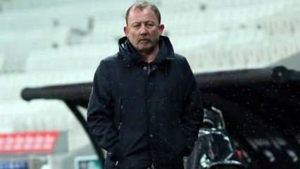 Sergen Yalçın: Beşiktaş maçlarında görmek istemiyoruz