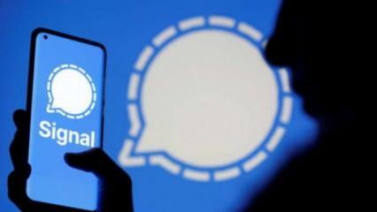 Signal uygulamasına Çin'de kullanılamıyor