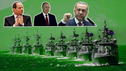 Türkiye, Mısır'la kurulacak ilişkide Rusya modelini uygulayacak