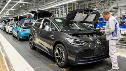 Volkswagen'i çip krizi vurdu! Üretimi 63 yıl öncesine döndü