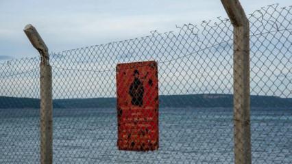 Yunanistan'a kaçmak isteyen PKK'lılar yasak bölgede yakalandı