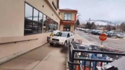 ABD'de süpermarketteki silahlı saldırının canlı yayın görüntüleri paylaşıldı