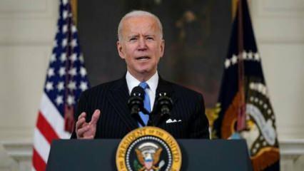 ABD'li 43 senatörden Biden'a yaptırım çağrısı