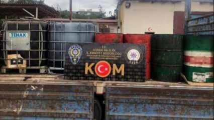 Adana'da kaçakçılık operasyonu: 6 gözaltı