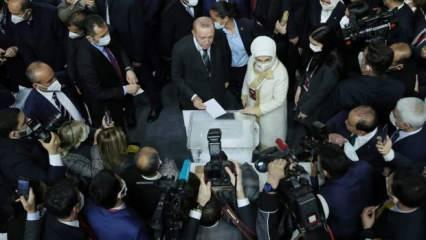AK Parti MKYK'da dikkat çeken isimler