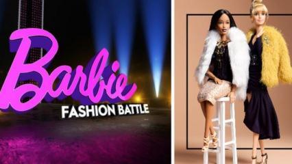 Barbie bebek moda yarışması başlıyor!