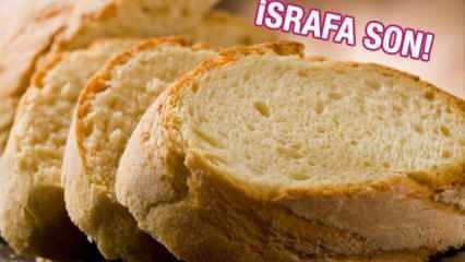Bayat ekmek nasıl değerlendirilir? Bayat ekmekle yapılan yemek tarifleri
