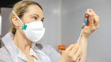 BioNTech aşısı ilk öğretmenlere uygulanacak