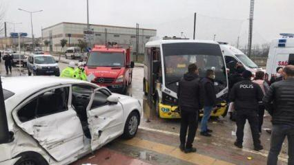 Çanakkale Orman Bölge Müdürü Enver Demirci trafik kazası geçirdi: 2 ölü, 3 yaralı