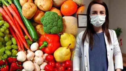 Daha güçlü bağışıklık sistemi için 'renkli' beslenme önerileri: Havuç, portakal, kereviz...