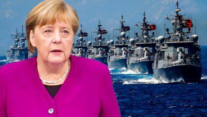 Merkel'den Türkiye, Doğu Akdeniz ve İstanbul Sözleşmesi açıklaması