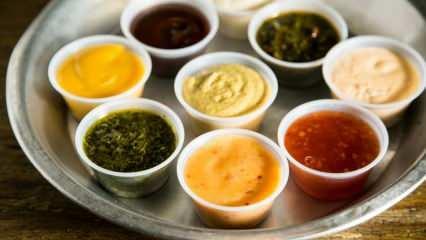 En temel yemek sosları hangileri? Yemek yaparken herkesin bilmesi gereken 5 sos