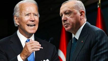 Taha Dağlı yazdı: Erdoğan doğruyu yaptı, inanmayan Biden'a sorsun