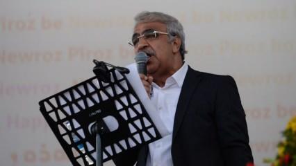 HDP Eş Genel Başkanı Mithat Sancar hakkında soruşturma başlatıldı