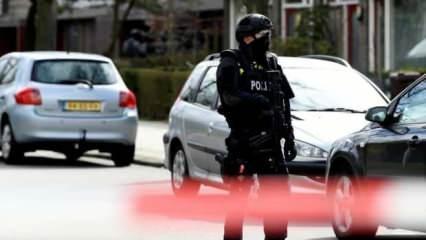 Hollanda polisinden skandal paylaşım: Irkçı mesaj!