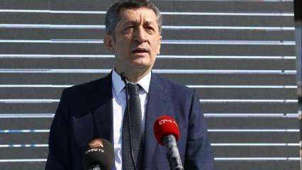 Milli Eğitim Bakanı Ziya Selçuk açıkladı: Artık kalıcı olacak
