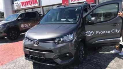 Toyota'nın satışları rekor kırdı