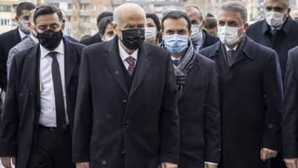 Son Dakika... Bahçeli'den 'İstanbul Sözleşmesi' açıklaması