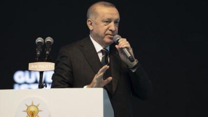 Son dakika haberi: Cumhurbaşkanı Erdoğan'dan döviz kuru mesajı!