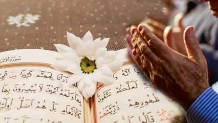 Tahmidiye Duası fazileti ve sırları nelerdir? Tahmidiye Duası kaç defa okunur?