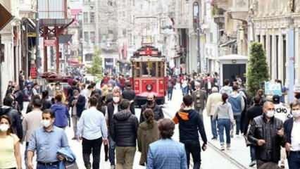 Türkiye, doğum oranında AB ülkelerini geçti!