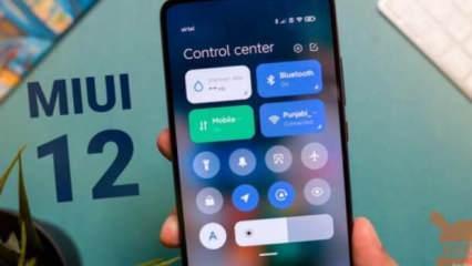 Xiaomi telefonlarda MIUI 12 kaynaklı sorun yaşanıyor