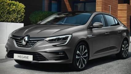 2021 Renault Megane fiyat listesi açıklandı